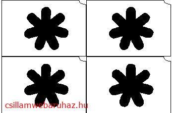 06. Virág mini sablon