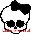 05. Monster High logo