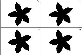 07. Virág mini sablon
