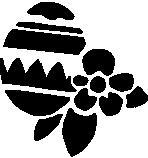 4. Tojás virággal