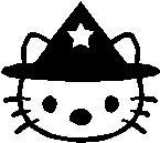 56. Hello Kitty varázsló