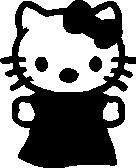 58. Hello Kitty ruhás